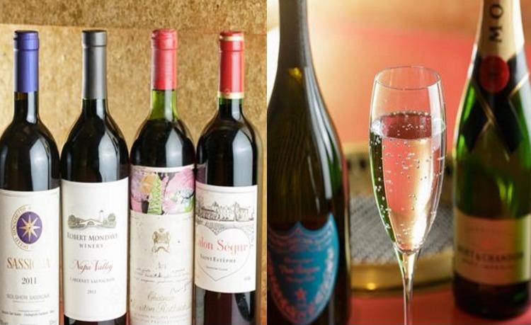 スパークリングワイン(グラス/ワイン)