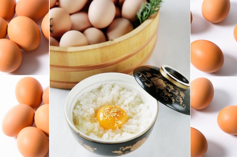 【牛牛のご飯物】最高級卵かけ御飯