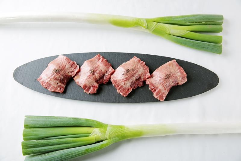 【牛牛の肉尽くし】 ねぎタン塩