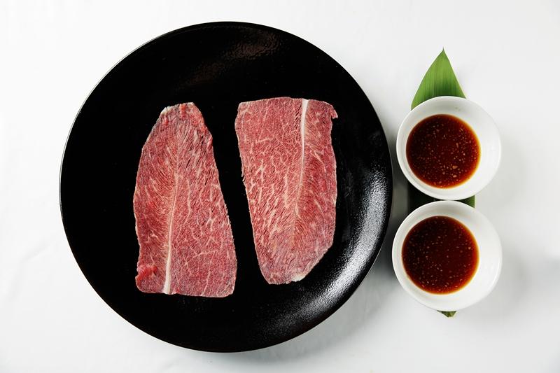 【牛牛の肉尽くし】 やきしゃぶ