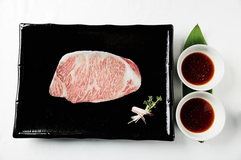 【牛牛の肉尽くし】 三秒ロース