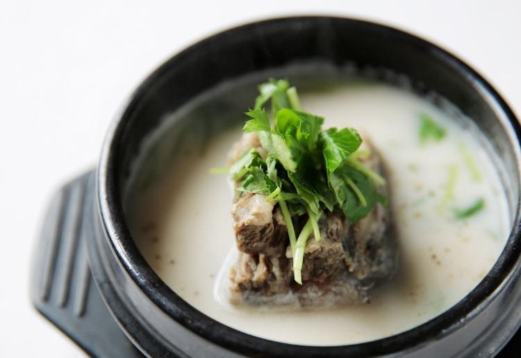 【牛牛のスープ】コムタンスープ