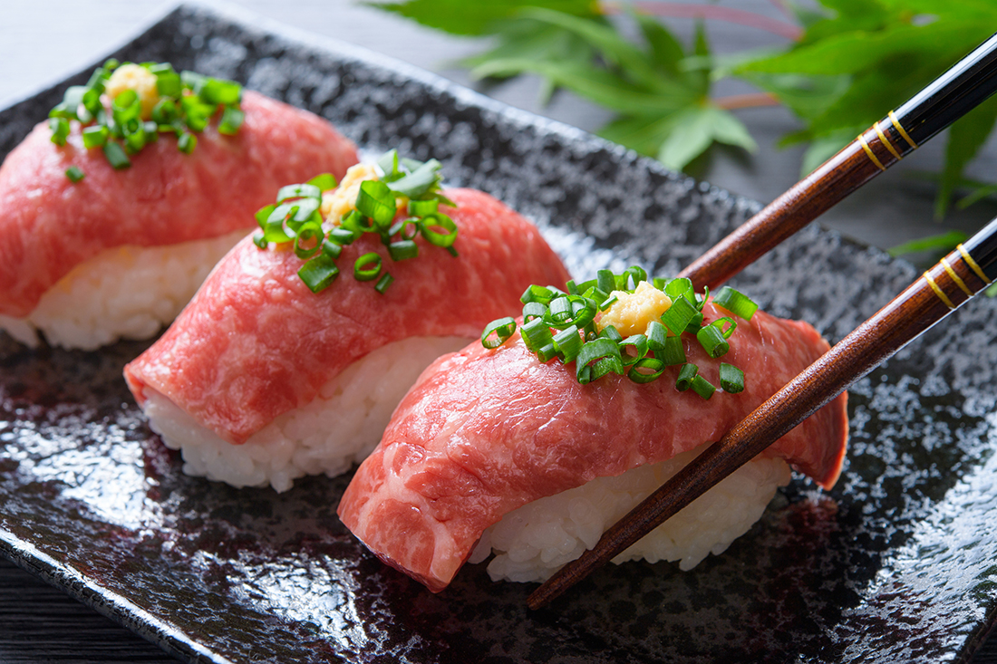 肉寿司のおすすめメニューとは?肉寿司の魅力についても紹介